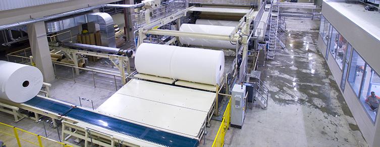 papel celulose Soluções Industriais